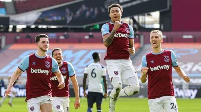 Halo Man United, Sudah Lihat Jesse Lingard Cetak 3 Gol Dari 4 Laga Liga Inggris Bareng West Ham?
