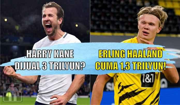 Siapa Mau Beli Harry Kane 3 Trilyun Ketika Banyak Klub Krisis Uang & Erling Haaland Lebih Murah