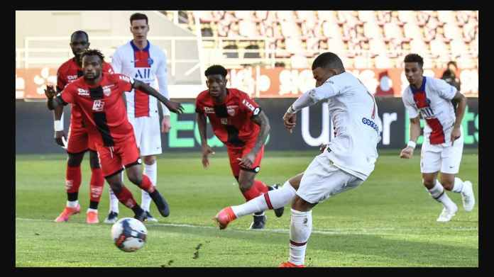 Hasil Liga Perancis: PSG Kejam Banget, Sudah 23 Gol Bersarang di Gawang Dijon