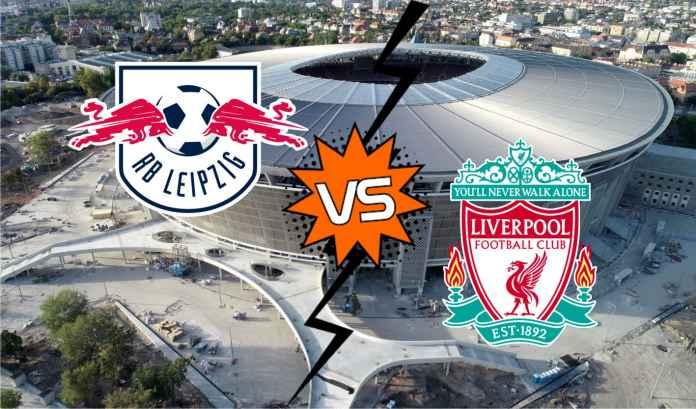 Liverpool Dilarang Masuk Jerman, Laga Kontra Leipzig Bakal Digelar di Budapest