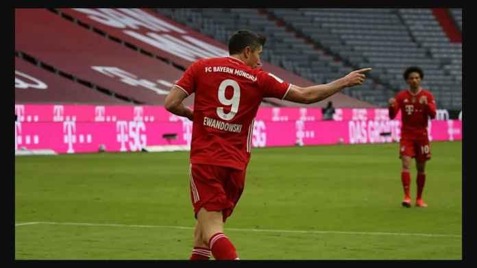 Hasil Liga Jerman: Bener Kan, Bayern Munchen Hujan Gol, Lewandowski dan Gnabry Brace