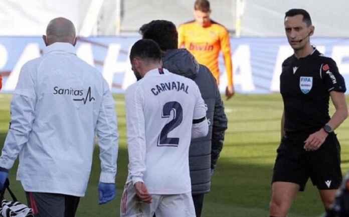 Dibekap Cedera Real Madrid Tetap Ambisi ke Perempat-final Pertama dalam Tiga Musim Terakhir