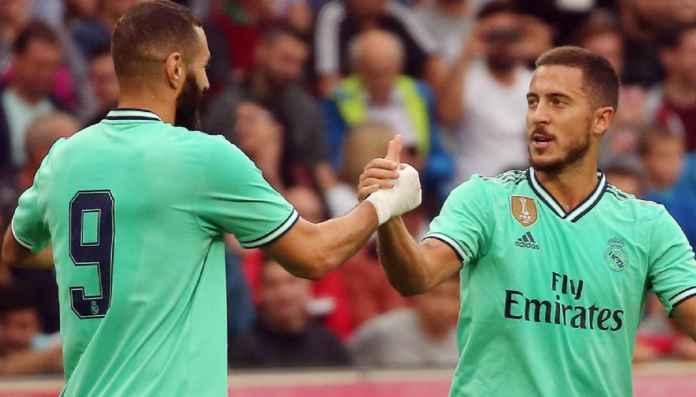 Real Madrid Tak Bisa Berharap Eden Hazard Pulih Jelang Hadapi Atalanta