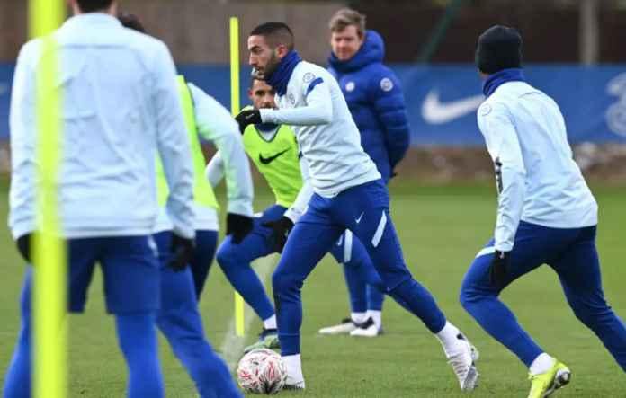 Lineup Thomas Tuchel di Laga Kontra Man Utd Bikin Heboh Fans Chelsea