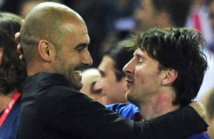 Manchester City Diam-diam Segera Memulai Pembicaraan dengan Messi