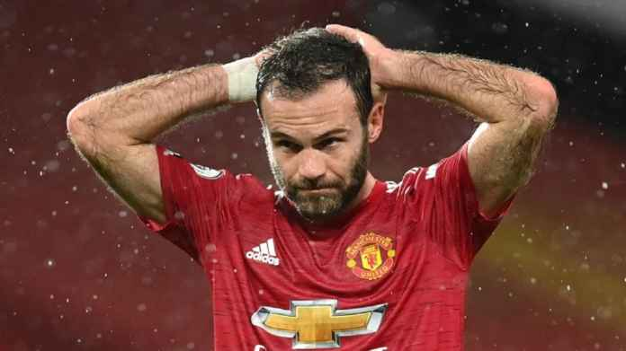 Juan Mata Bebas Pergi, Manchester United Tolak Aktifkan Klausul Perpanjangan Kontraknya