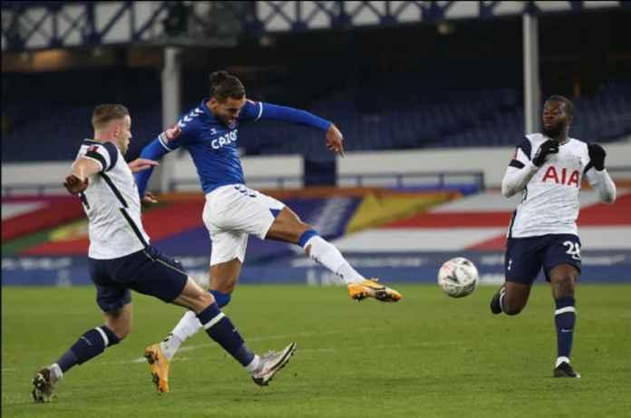 Everton Kembali Kehilangan Dominic Calvert-Lewin