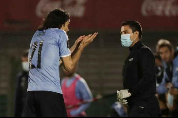 Manchester United Girang Cavani Disanksi Dua Larangan Bermain untuk Timnas Uruguay