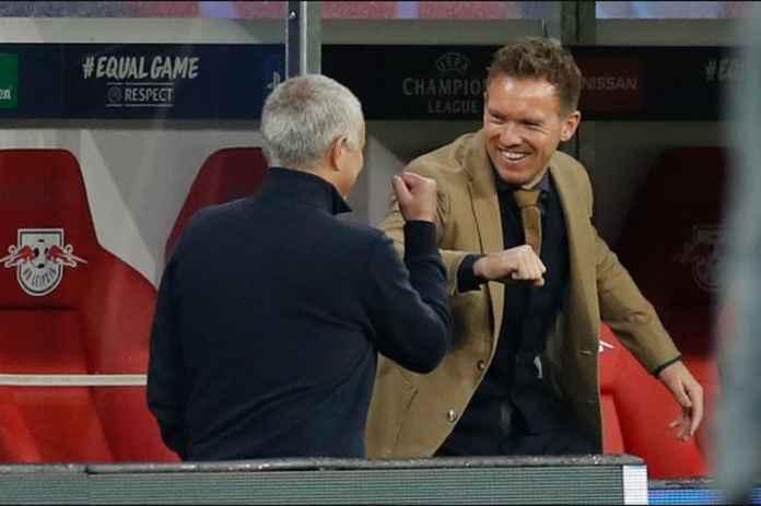 Leipzig Angkat Bicara Soal Peluang Pelatihnya Gantikan Jose Mourinho di Hotspur