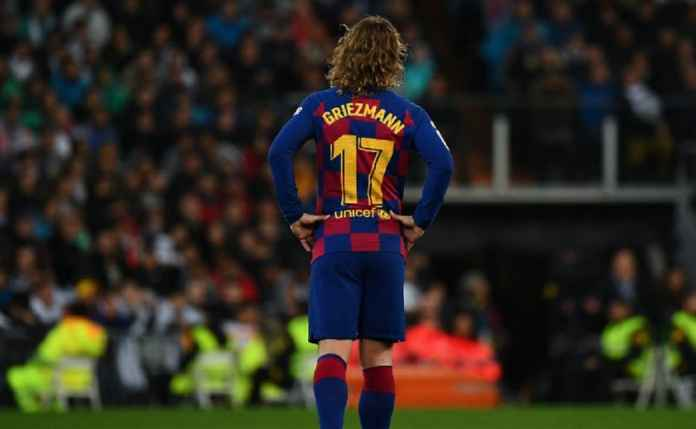 Tak Diandalkan Barcelona, Begini Reaksi Antoine Griezmann