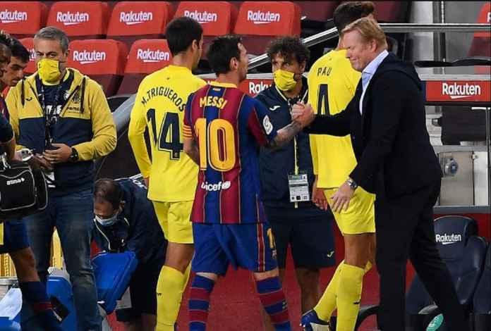 Ronald Koeman Tak Yakin Lionel Messi Bertahan di Barcelona