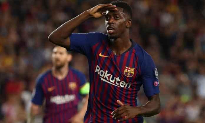 Ousmane Dembele Bikin Manchester United dan Chelsea Gigit Jari