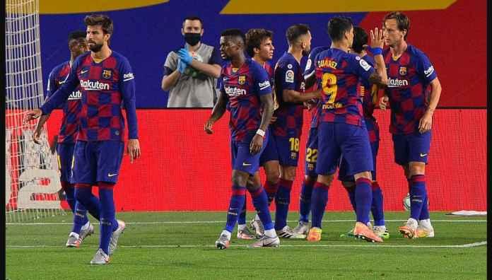 Hasil Drawing Semi Final Copa del Rey: Lionel Messi Bakal Berkelahi Lawan Mantan Gelandang Barcelona