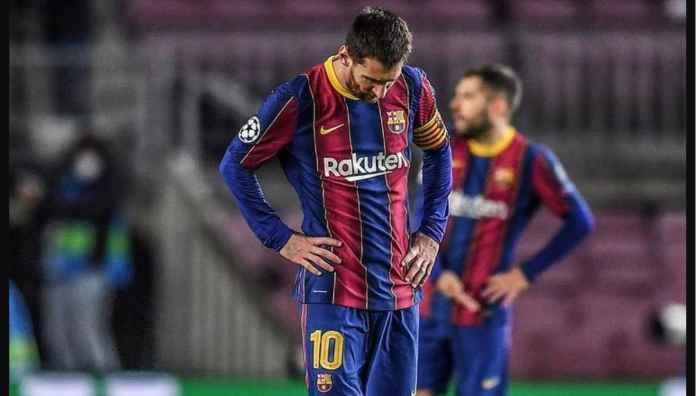 Tiga Alasan Manchester City Diam-diam Bersorak Dengan Kekalahan Barcelona 1-4 Tadi Malam