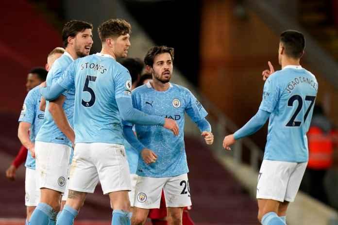 Manchester City Siap Pagari Pemain Kunci