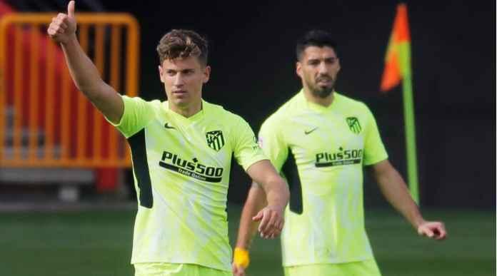 Gol ke-7 dan Assist ke-7 Marcos Llorente Bawa Atletico Madrid Menang di Granada
