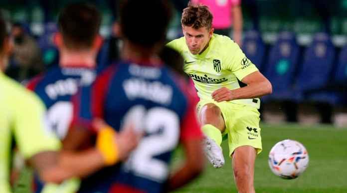 Hasil Liga Spanyol: Diabaikan Real Madrid, Marcos Llorente Sudah Cetak 8 Gol dan 8 Assist di Atletico