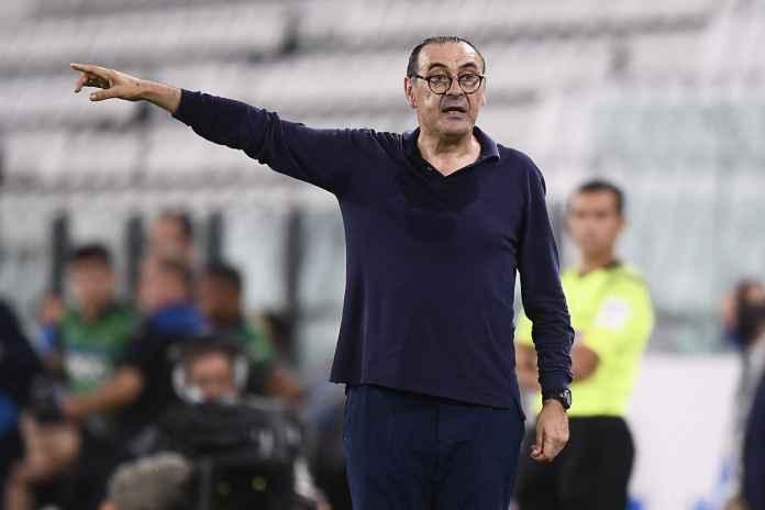 Maurizio Sarri Kembali Dipertimbangkan Napoli