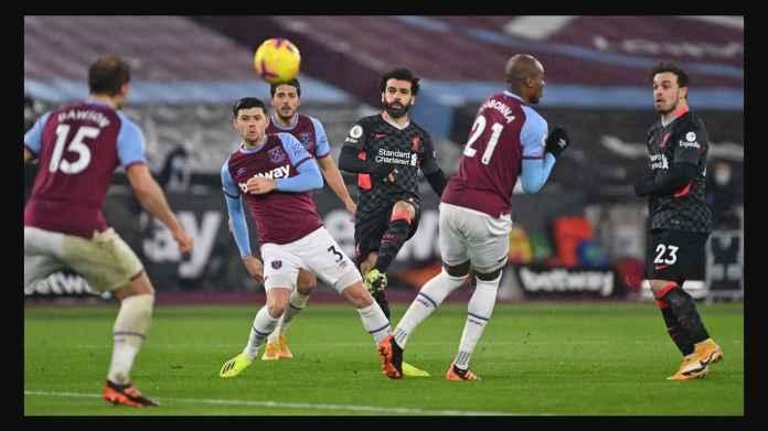 Hasil Liga Inggris: Mohamed Salah Kini Sudah Catatkan 21 Gol Liverpool, 15 di Premier League