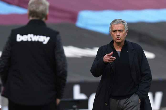 Mourinho Disindir Tak Bisa Manfaatkan Situasi Lingard