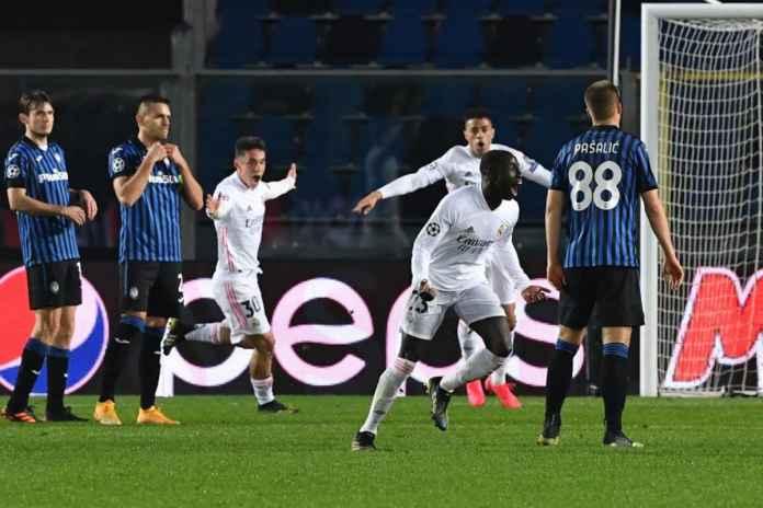 Nacho Fernandez Girang Banget Madrid Bekuk Atalanta