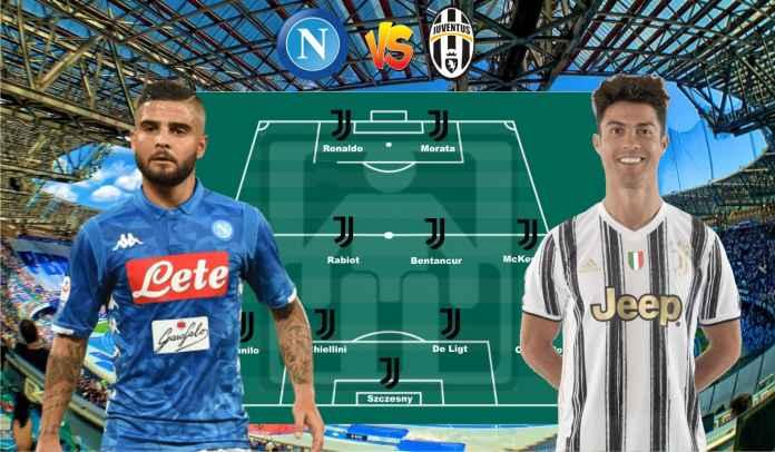 Prediksi Formasi Juventus vs Napoli, Pemanasan Jelang Jumpa Porto di Liga Champions