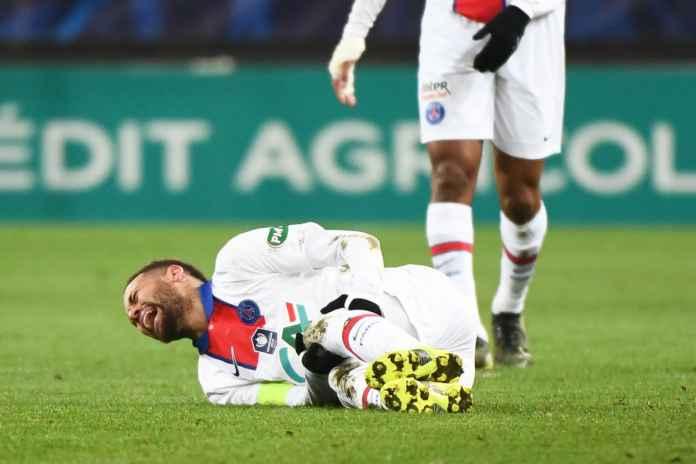 Neymar Cedera, PSG Diragukan Bisa Atasi Barcelona