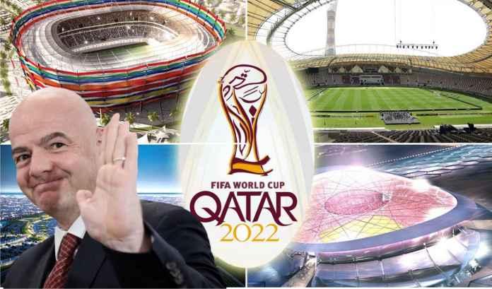FIFA Optimis Piala Dunia 2022 di Qatar Bisa Digelar di Stadion Penuh Penonton