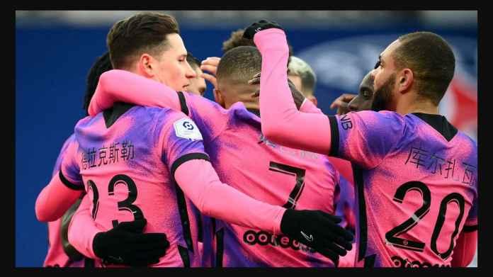 PSG Bangun Momentum Hadapi Barcelona, Menang 2-1 Lawan Nice
