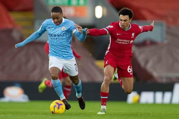 Raheem Sterling Dapat Sorotan Saat Jumpa Liverpool