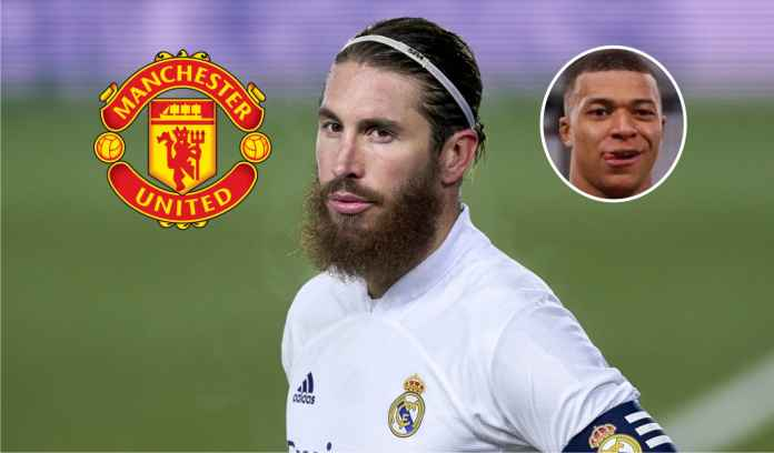 Transfer Kylian Mbappe Jadi Alasan Sergio Ramos Ingin Tinggalkan Real Madrid