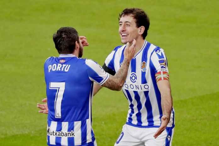 Real Sociedad Siap Persulit MU di Liga Europa