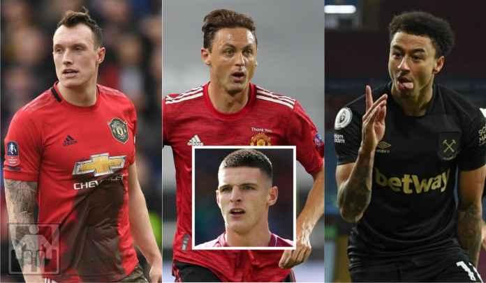 Manchester United Tawarkan Tiga Pemain Sekaligus ke West Ham Demi Declan Rice