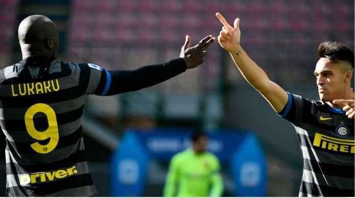Hasil Liga Italia: Lukaku Gol 33 Detik, Tapi Belum Berhasil Gusur Ronaldo Dari Top Skor