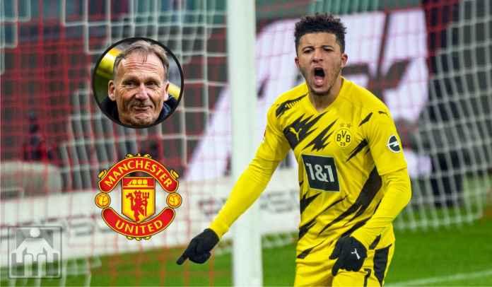 Lagi Miskin Karena Covid, Kini CEO Dortmund Akui Siap Jual Target Utama Man Utd