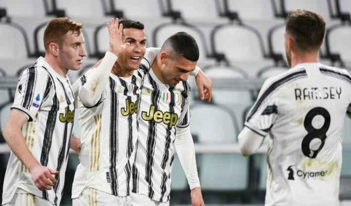 Rapor Pemain Juventus 3-0 Crotone, CR7 Airlines Kembali, Hampir Saja Hattrick