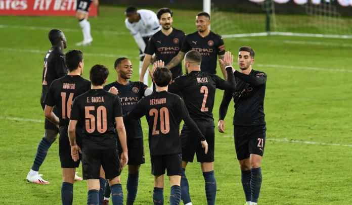 Lindas Swansea, Manchester City Pecahkan Rekor Kemenangan Beruntun Arsenal