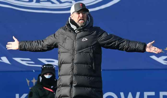 Liverpool Kalah, Jurgen Klopp Salahkan VAR, Tuduh Gol Leicester City Offside