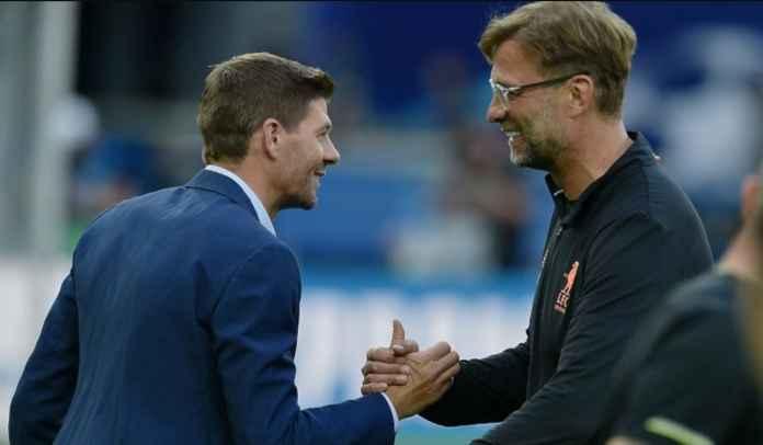 Jurgen Klopp Bersiap Angkat Kaki, Liverpool Persiapkan Steven Gerrard Jadi Bos Baru