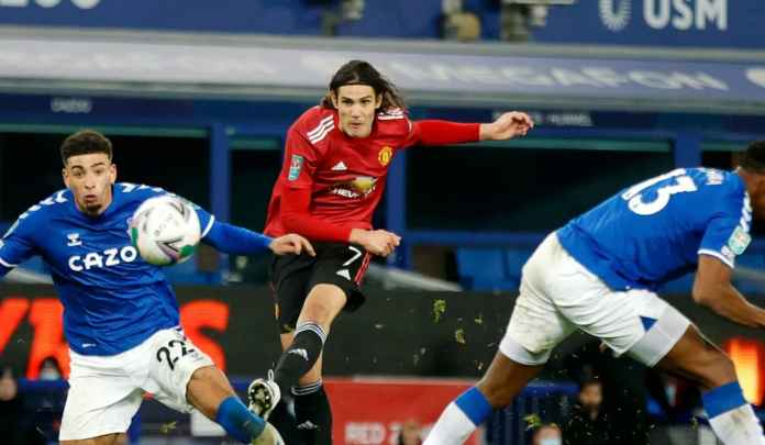Solskjaer Update Kondisi Kebugaran Cavani Jelang Laga Man Utd vs Everton