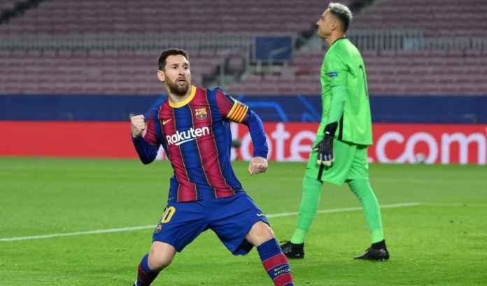 Lionel Messi Samai Rekor Gol Legenda Real Madrid, Tapi Percuma Barcelona Kalah