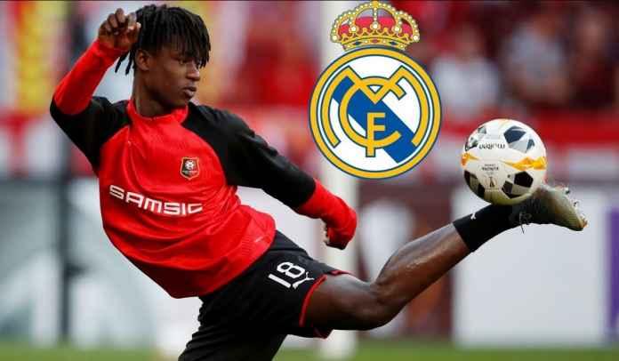 Camavinga Siap Perpanjang Kontrak di Rennes, Asal Ada Klausul Pro Real Madrid