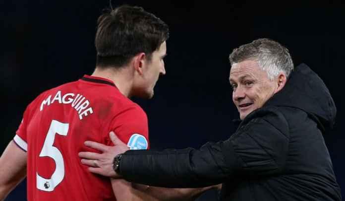 Harry Maguire Bukan Sosok Pemimpin, Man Utd Diminta Cari Kapten Baru, Setuju?
