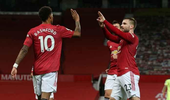 Dua Pemain Man Utd, Nol Pemain Man City di Tim XI Terbaik Liga Inggris Pekan Ini
