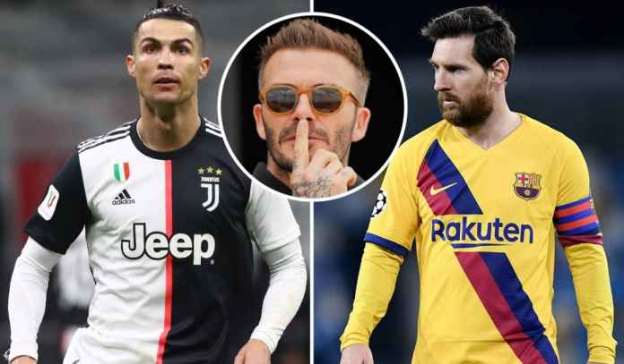 Mimpi Besar David Beckham, Satukan Cristiano Ronaldo & Lionel Messi di Inter Miami