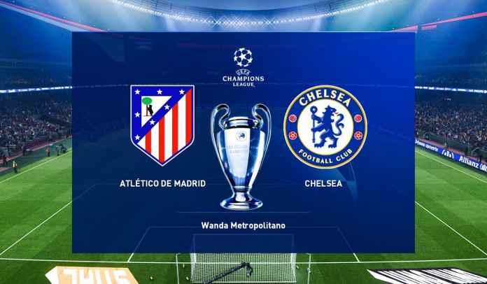 Laga Atletico Madrid vs Chelsea Batal Digelar di Spanyol, Pindah ke Rumania