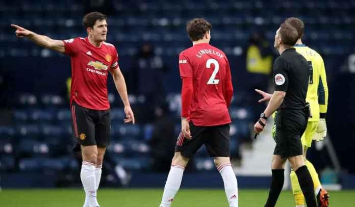 Duet Maguire & Lindelof Dapat Kecaman Usai Man Utd Ditahan Imbang West Brom