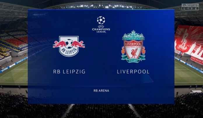 Leg Pertama Liga Champions RB Leipzig vs Liverpool Mungkin Digelar di London