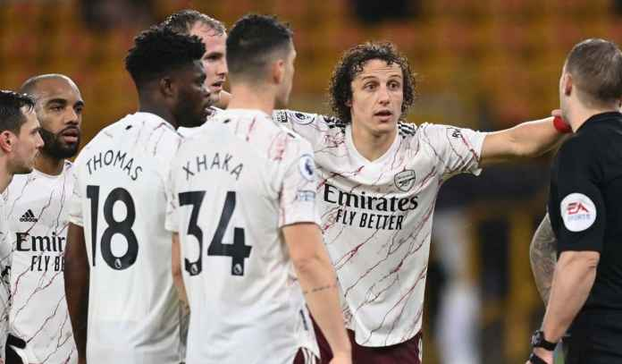 Mikel Arteta Kecam Keputusan Wasit Soal Kartu Merah David Luiz, Bela Aksi Bernd Leno