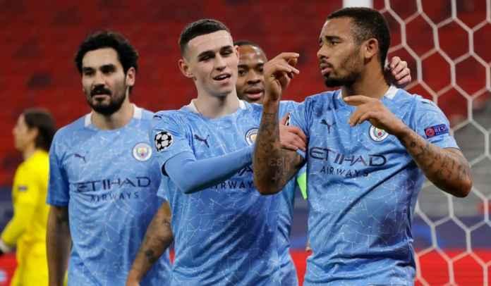 Serangkaian Rekor Mengesankan Manchester City Usai Gasak Monchengladbach 2-0